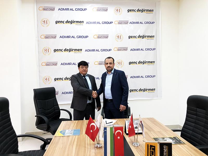 Genç Değirmen, Orta Asya'da başarılı serüvenine devam ediyor.